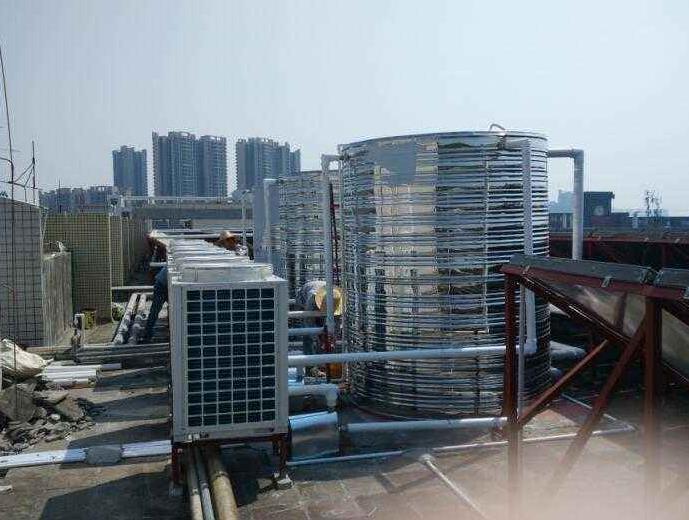 北京热水工程